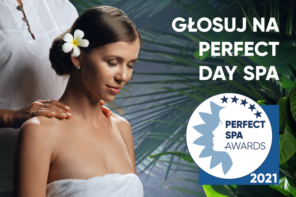 Perfect SPA Awards 2021 glosuj daySPA